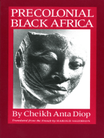 Precolonial Black Africa