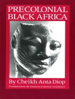 Precolonial Black Africa