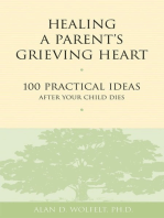 Healing a Parent's Grieving Heart