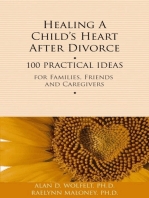 Healing a Child's Heart After Divorce