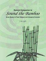 Hymnal Companion to Sound the Bamboo