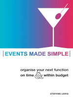 Events Made Simple