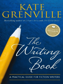 Writing Book: A Practical Guide for Fiction Writers