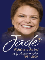 Jade: Fighting to the End: My Autobiography 1981–2009