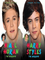 Harry Styles/Niall Horan