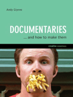 Documentaries: And How to Make Them