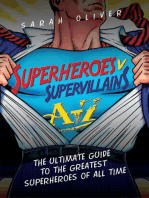 Superheroes v Supervillains AZ