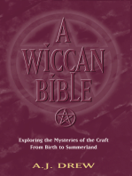 A Wiccan Bible