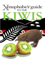 Xenophobe's Guide to the Kiwis