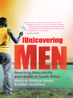 (Un)covering Men