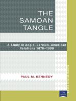 The Samoan Tangle