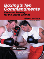Boxing's Ten Commandments