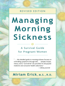 Managing Morning Sickness: A Survival Guide for Pregnant Women