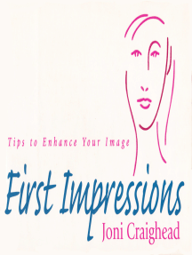 First Impressions: Tips to Enhance Your Image