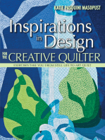 Inspirations in Design for the Creative Quilter