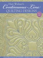 Hari Walner's Continuous-Line Quilting Designs
