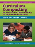 Curriculum Compacting
