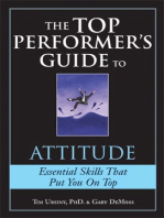 The Top Performer's Guide to Attitude