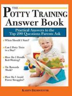 Potty Training Answer Book