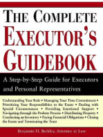 The Complete Executor's Guidebook
