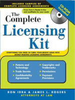 The Complete Licensing Kit