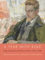 A Year with Rilke