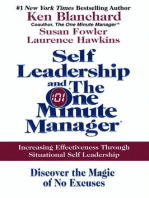 Self Leadership and the One Minute Manager