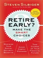 Retire Early? Make the SMART Choices