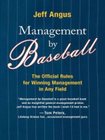 Management by Baseball