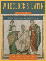 Wheelock's Latin, 7th Edition