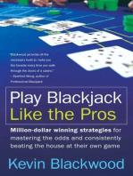 Play Blackjack Like the Pros