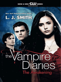 Who wrote the vampire diaries book series