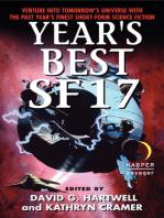 Year's Best SF 17