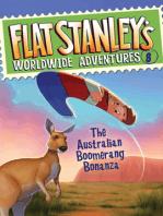 Flat Stanley's Worldwide Adventures #8