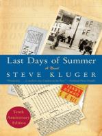 Last Days of Summer Updated Ed