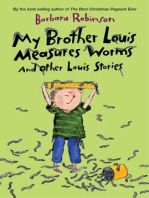My Brother Louis Measures Worms