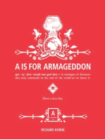 A is for Armageddon