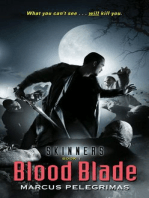 Blood Blade (Skinners, Book 1)