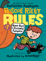Roscoe Riley Rules #7
