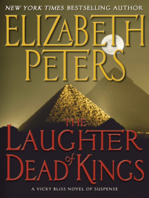 The Laughter of Dead Kings: A Vicky Bliss Novel of Suspense