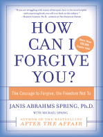 How Can I Forgive You?