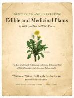 Identifying & Harvesting Edible and Medicinal Plants