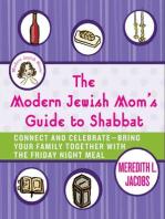 The Modern Jewish Mom's Guide to Shabbat