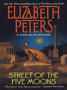 Street of the Five Moons: A Vicky Bliss Novel of Suspense