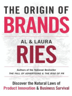 The Origin of Brands: How Product Evolution Creates Endless Possibilities for New Brands