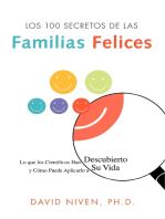 Los 100 Secretos de las Familias Felices