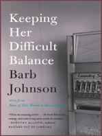 Keeping Her Difficult Balance