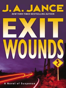 Exit Wounds: A Brady Novel of Suspense
