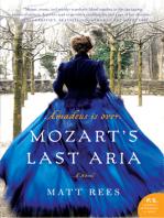 Mozart's Last Aria
