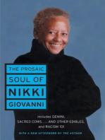 The Prosaic Soul of Nikki Giovanni